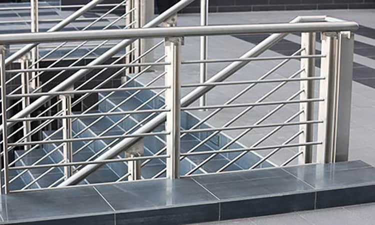 Steel Fabrication Works Bespoke Stairs Leeds Shield Access