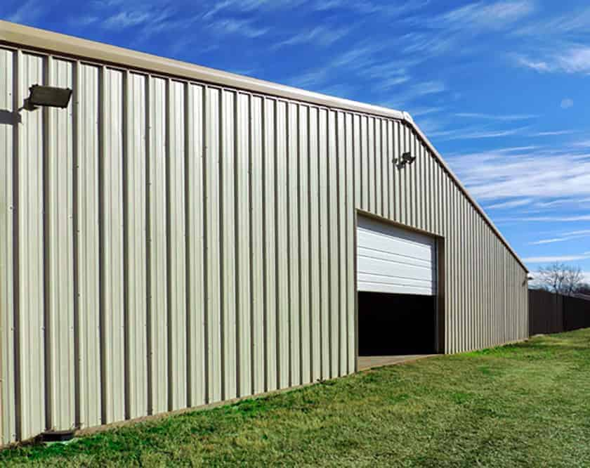 Steel Fabrication Building Shield Access Solutions